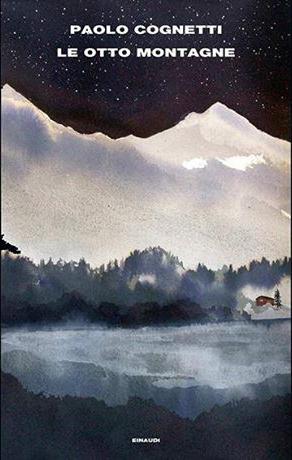 Le Otto Montagne copertina libro