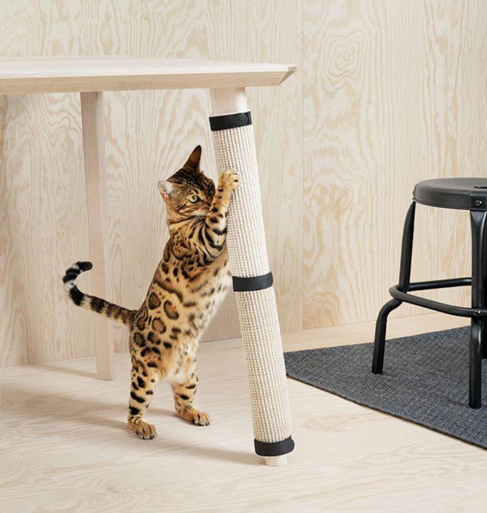 Ben noto IKEA lancia la linea di arredamento e oggettistica per cani e gatti! FE77