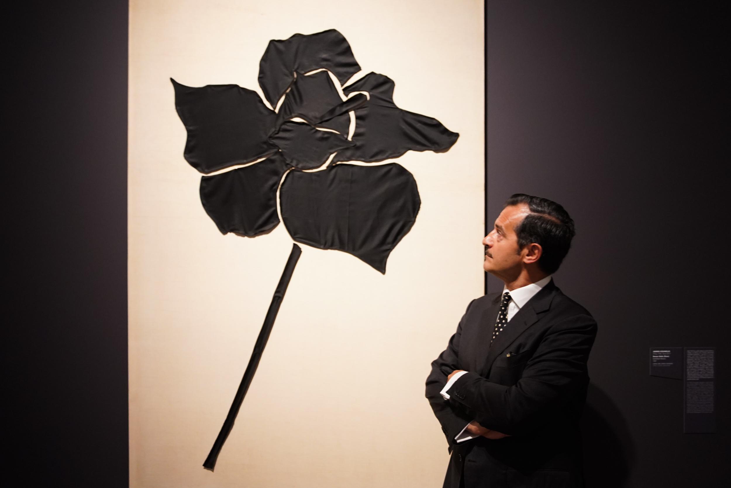Arte come rivelazione. Il curatore Luca Massimo Barbero e Jannis Kounellis