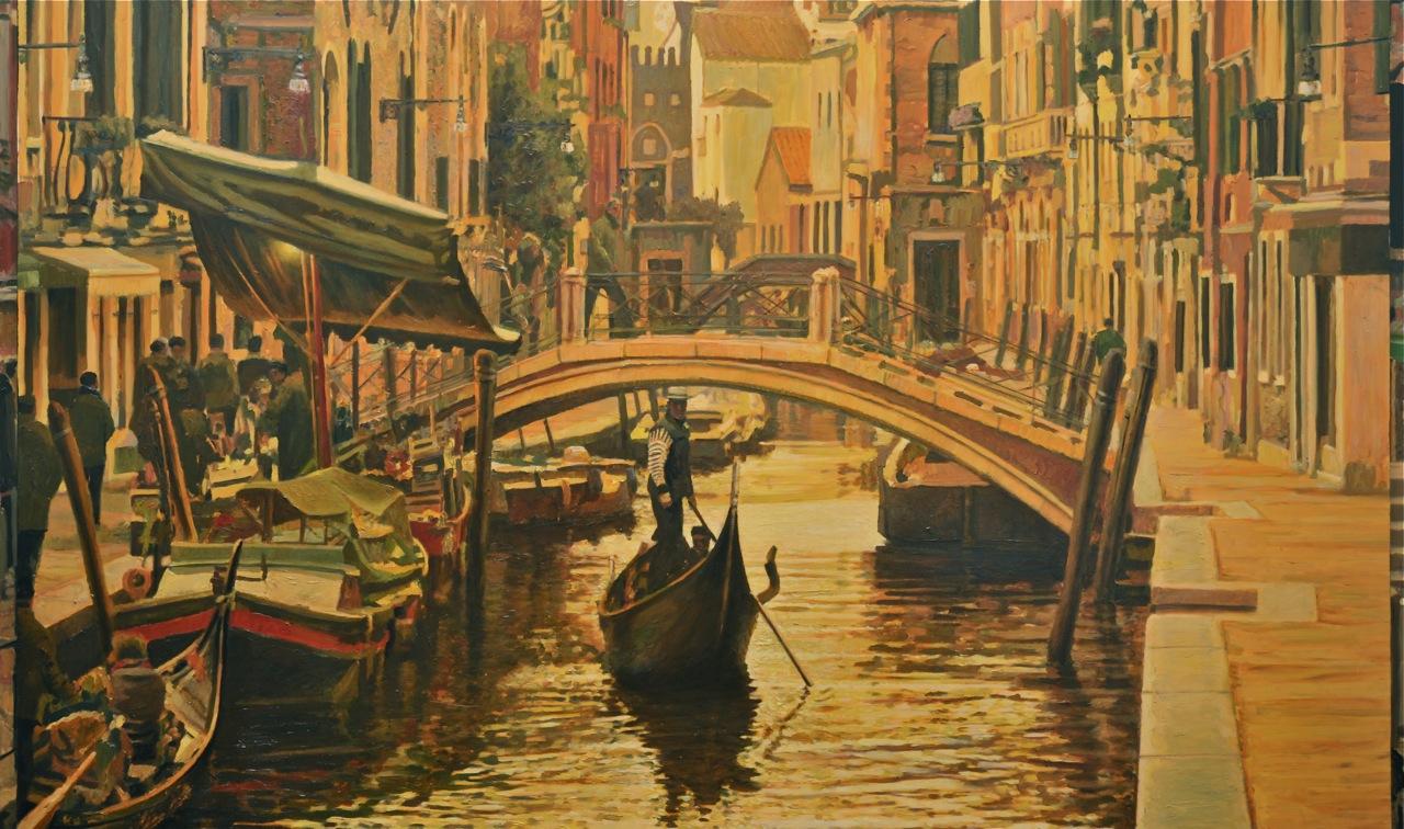 La Venezia di Paolo Paradiso