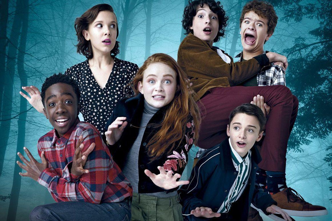 serie Tv Teen su Netflix Stranger Things