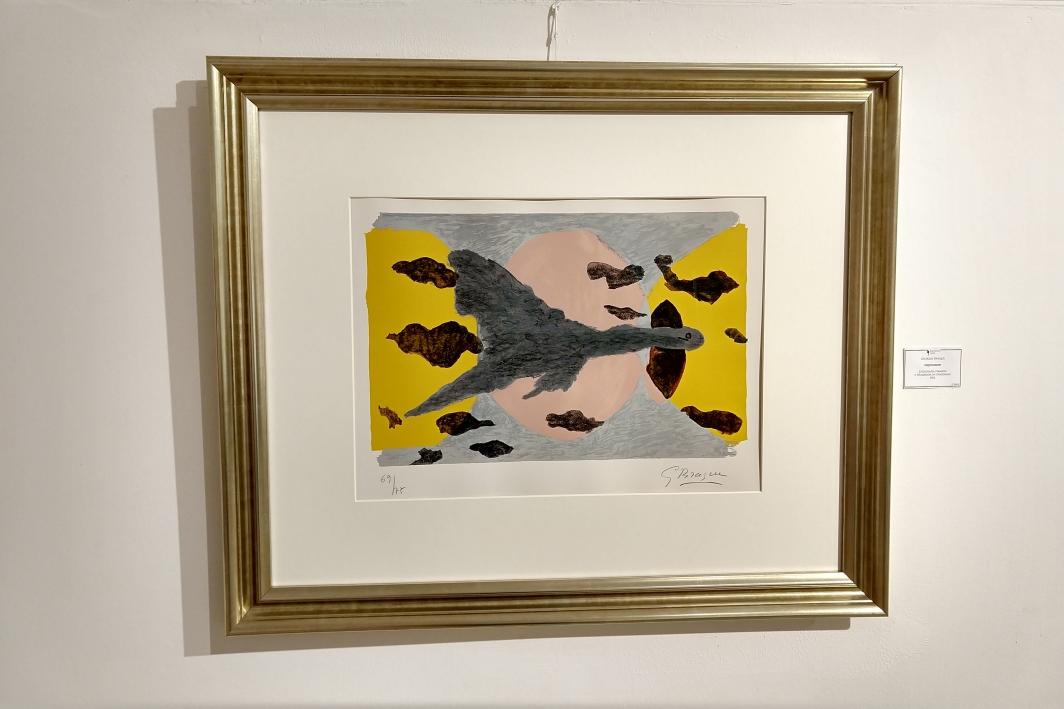 Braque, capolavori grafici
