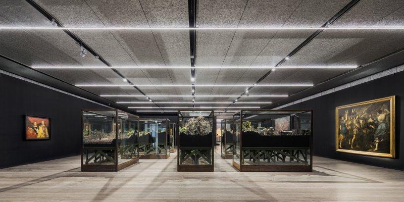 Chapman. Sanguine. Barocco. Fondazione Prada. Milano