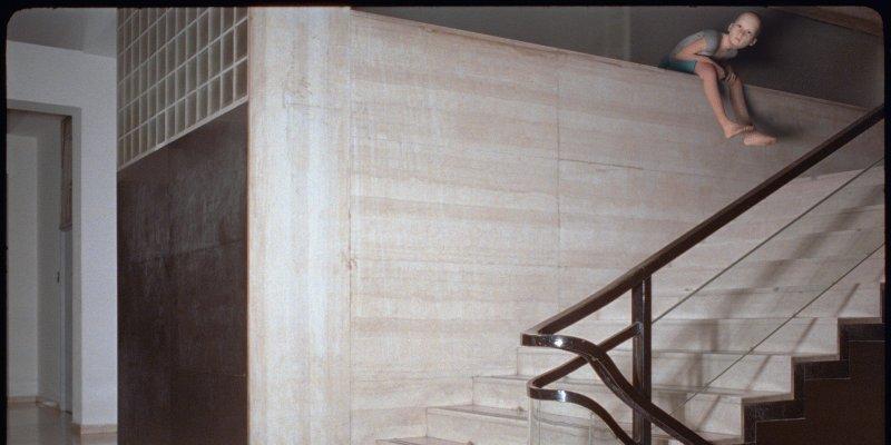 Diego Marcon. Monelle. Sanguine. Barocco. Fondazione Prada. Milano