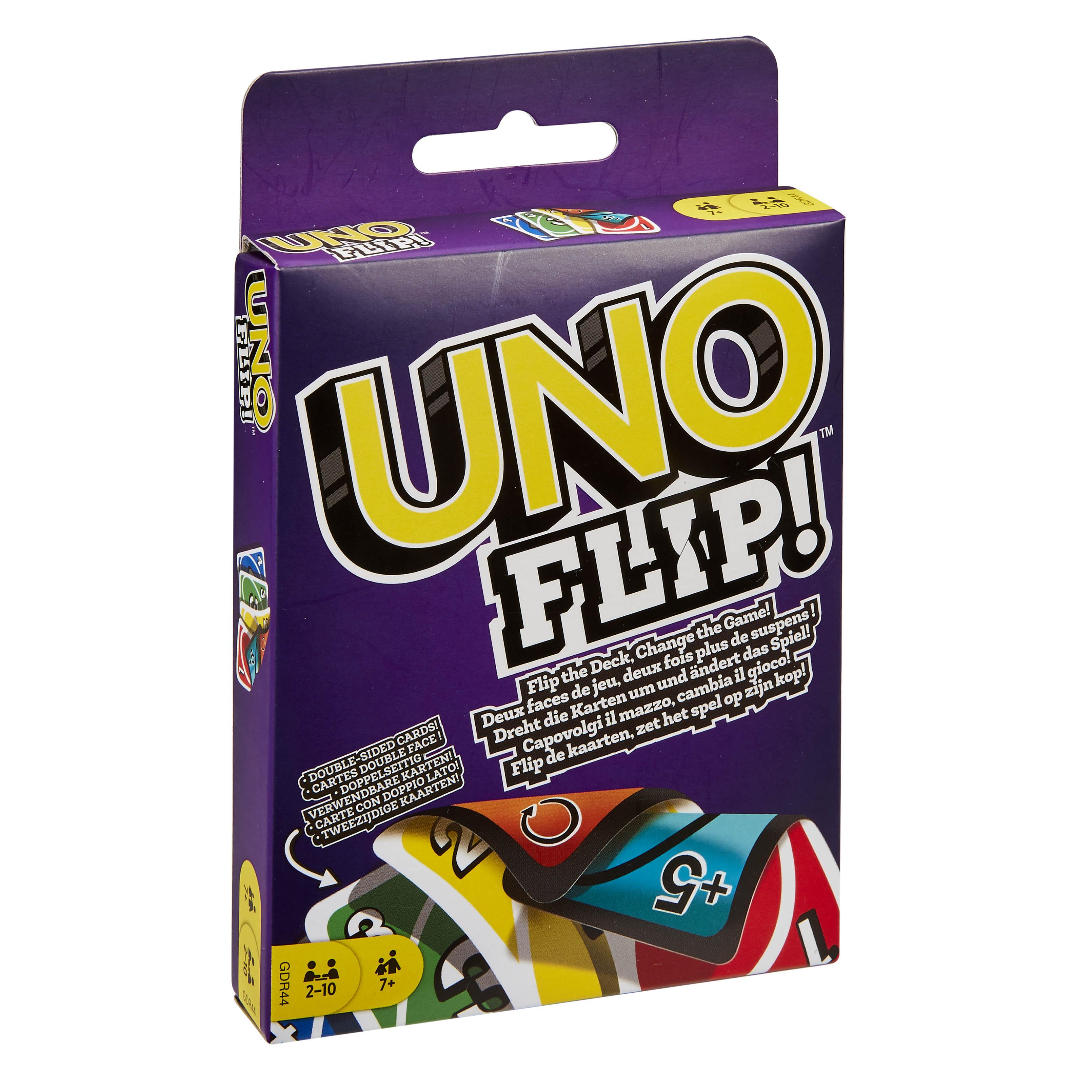 Uno Flip - Box