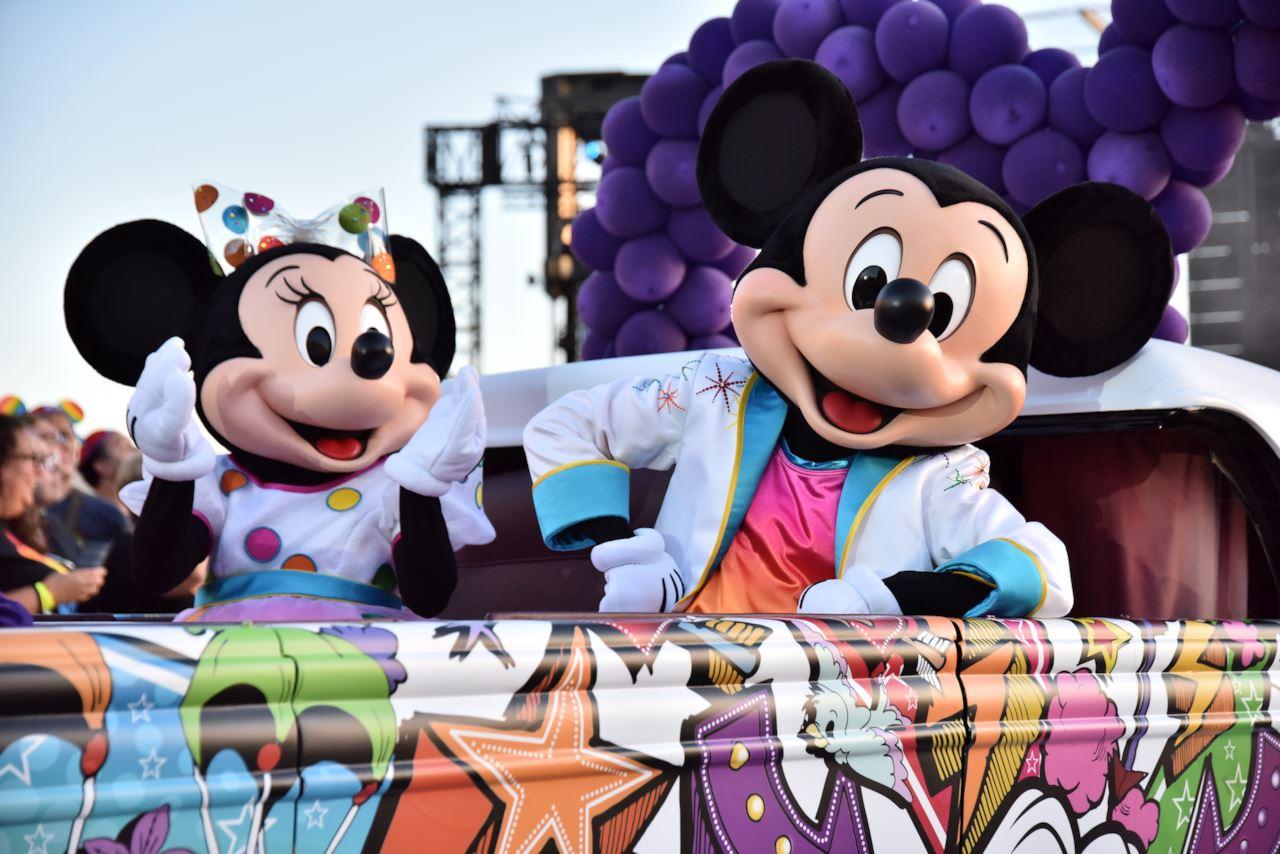 quanto tempo ha Topolino e Minnie mouse stato dating