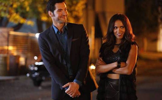 Lucifer e il detective Chloe Decker - Lauren German