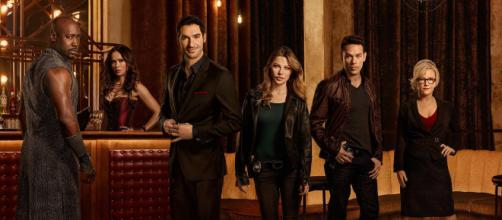 Lucifer il cast Netflix