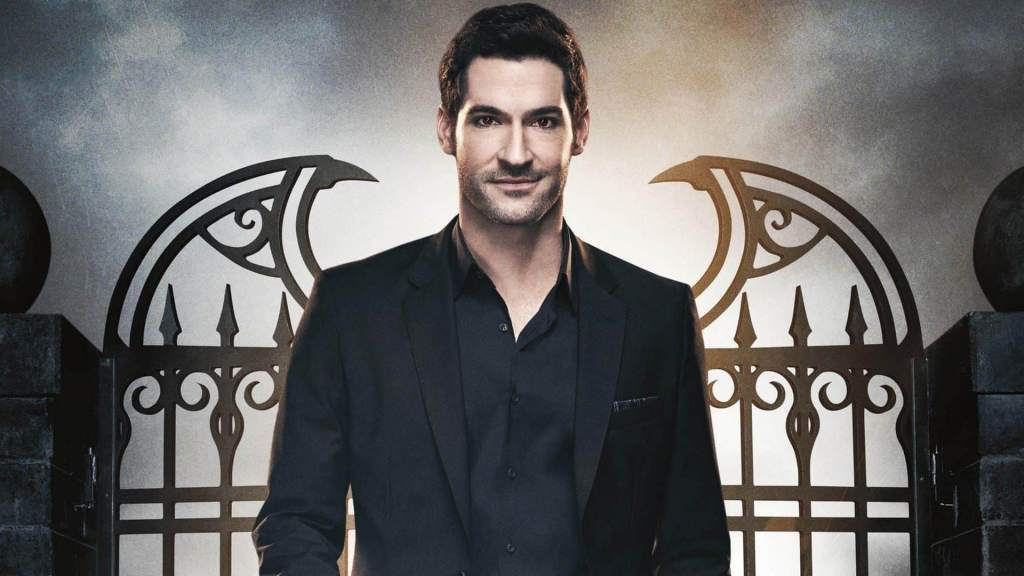 Lucifer - il diavolo Tom Ellis