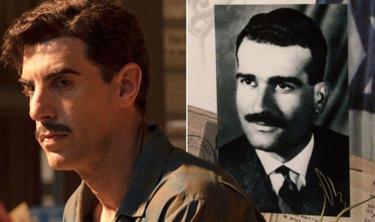 Somiglianze tra Sacha Baron Cohen e Eli Cohen