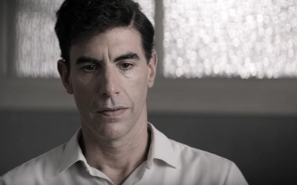 The Spy - Sacha Baron Cohen ruolo drammatico
