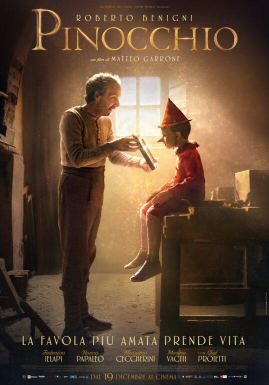 Pinocchio locandina