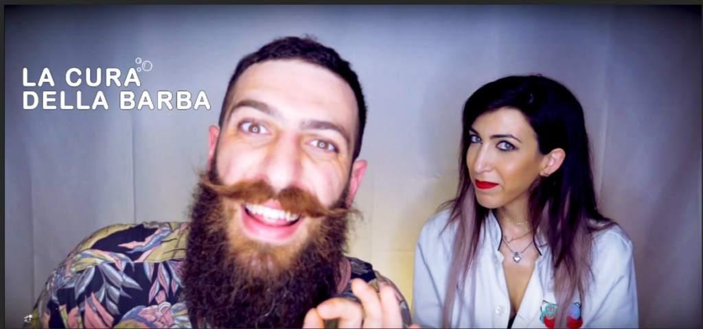 Doriana Borgo - la cura della barba