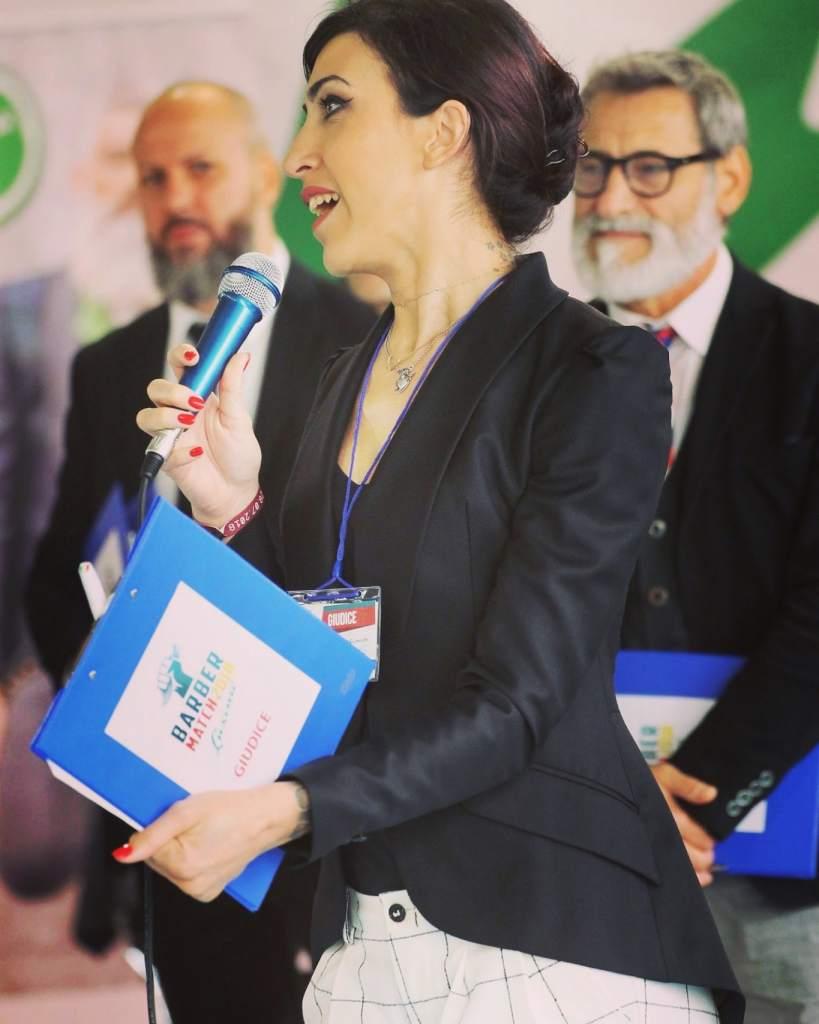Doriana Borgo - giudice barber match
