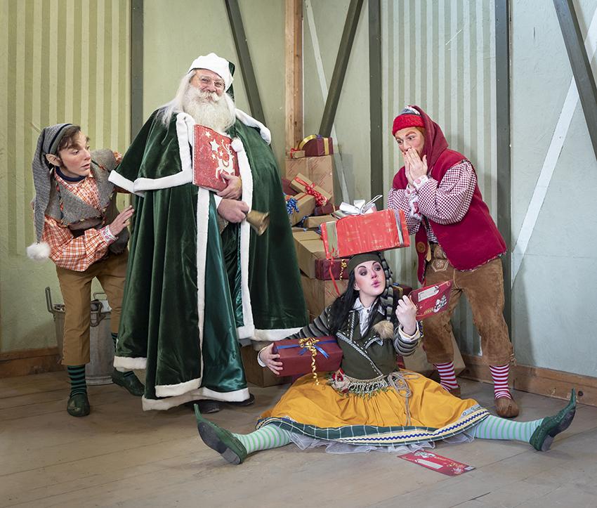 il Sogno del Natale - Babbo Natale