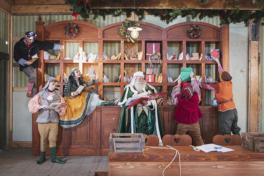 il Sogno del Natale - Villaggio di Babbo Natale