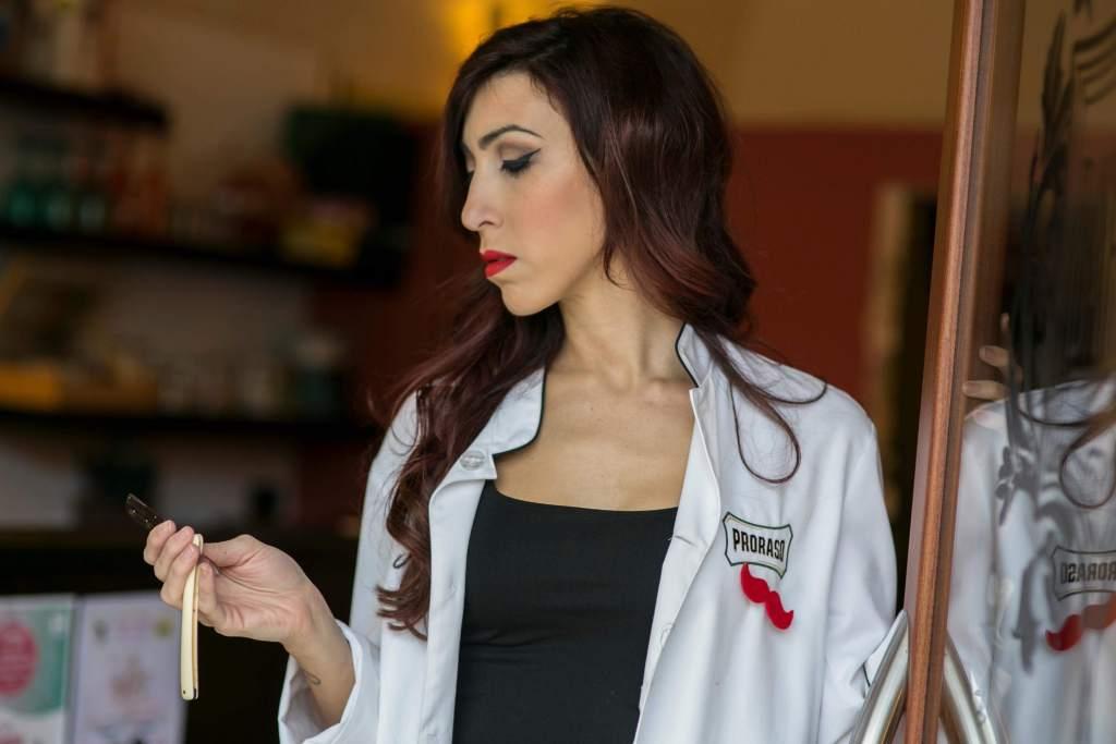 Doriana Borgo - barbiere donna