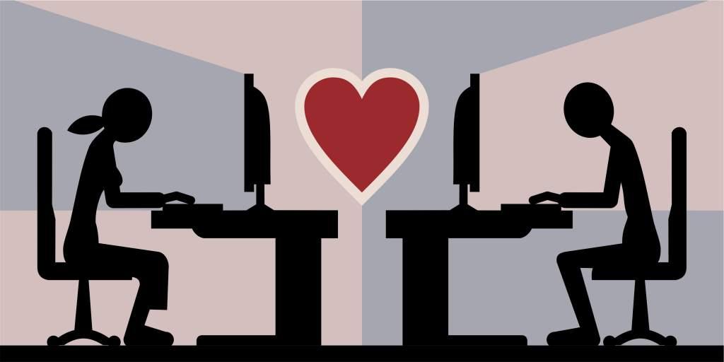 dating siti slogan bellezza e il geek Gilbert e Dolly dating