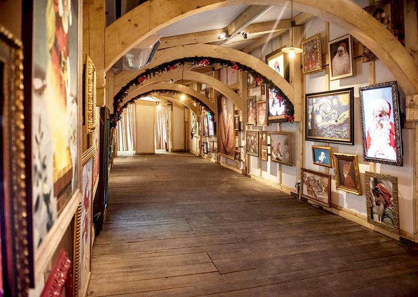 il Sogno del Natale - Corridoio degli antenati