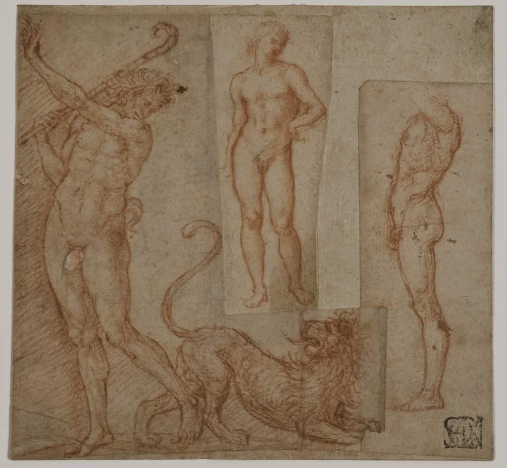 Artista milanese, scuola di Leonardo da Vinci