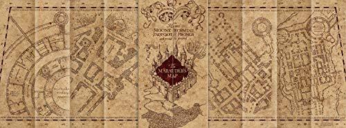 harry potter, Mappa del Malandrino