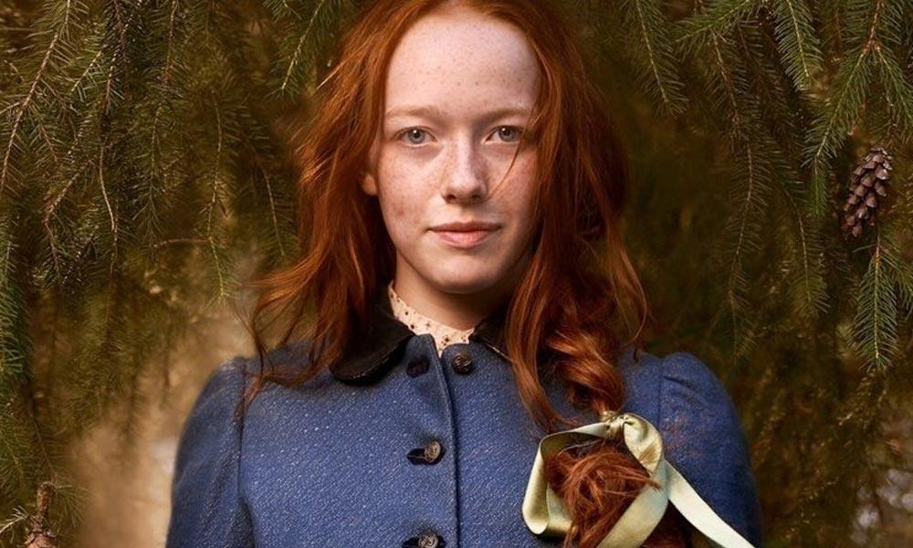 Chiamatemi Anna - Amybeth McNulty la Protagonista