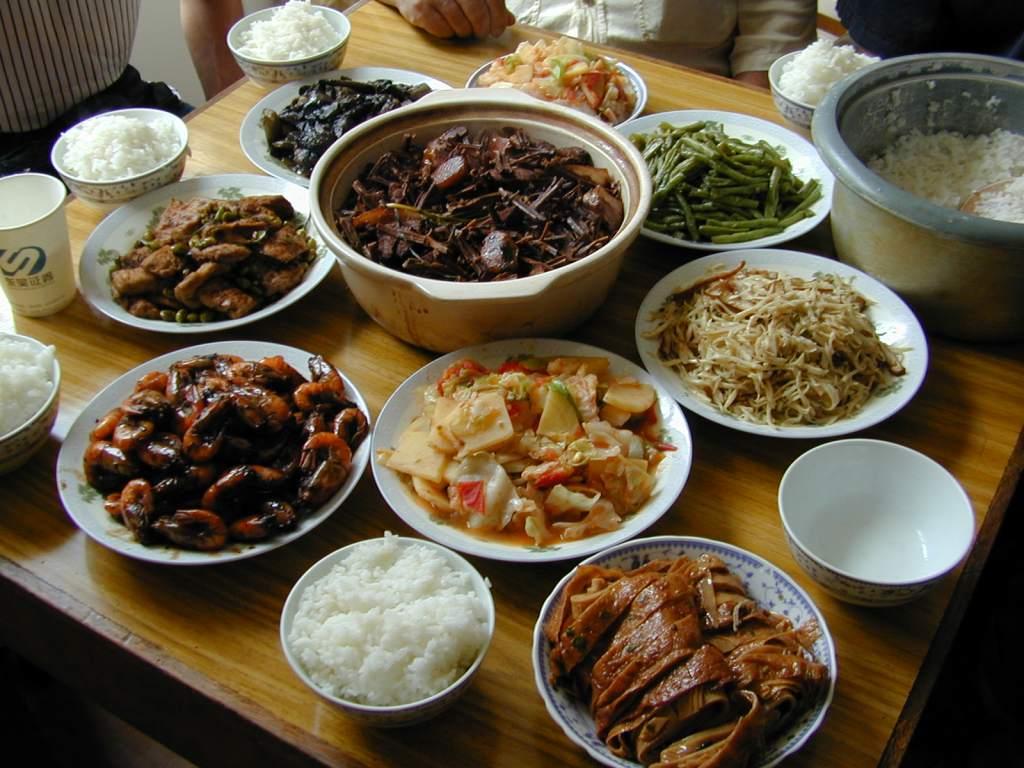 Coronavirus il cibo cinese non è pericoloso