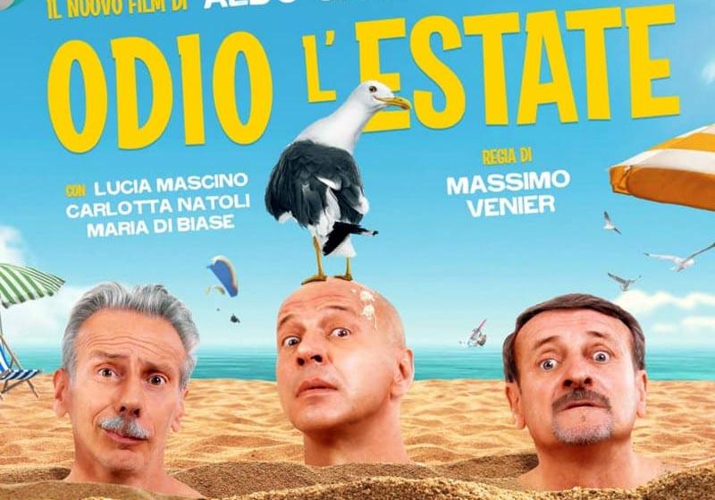 cover_Odio l'estate locandina film Aldo Giovanni e Giacomo-2
