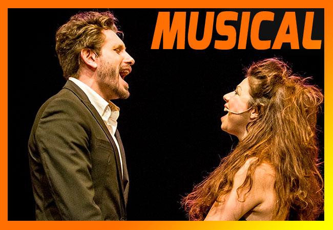 musical, ciao amore ciao, teatro martinitt