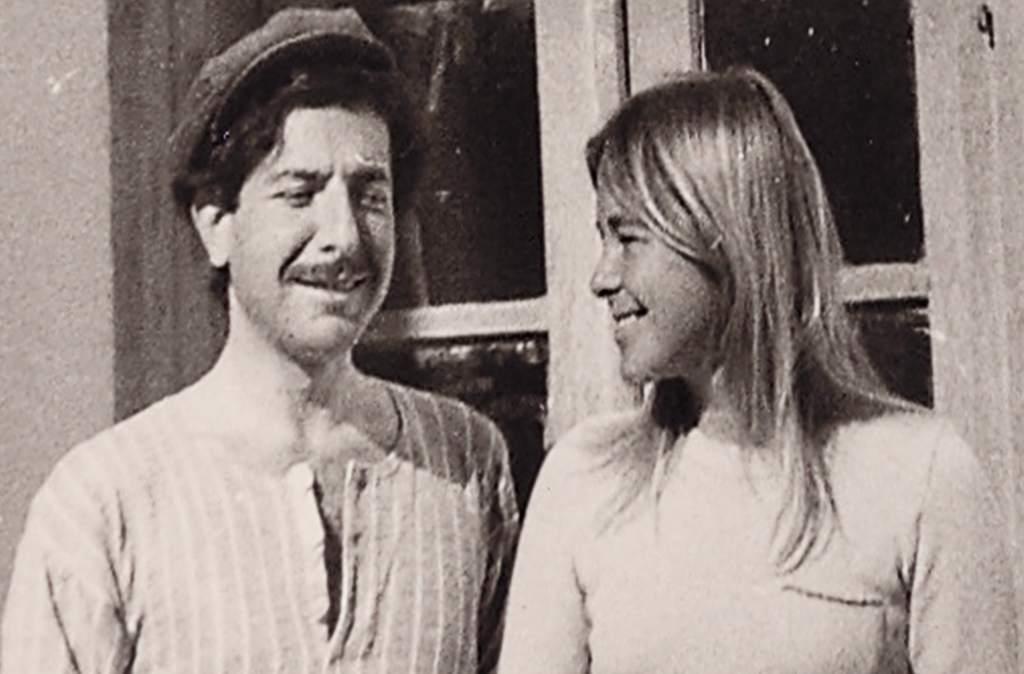 Leonard and Marianne