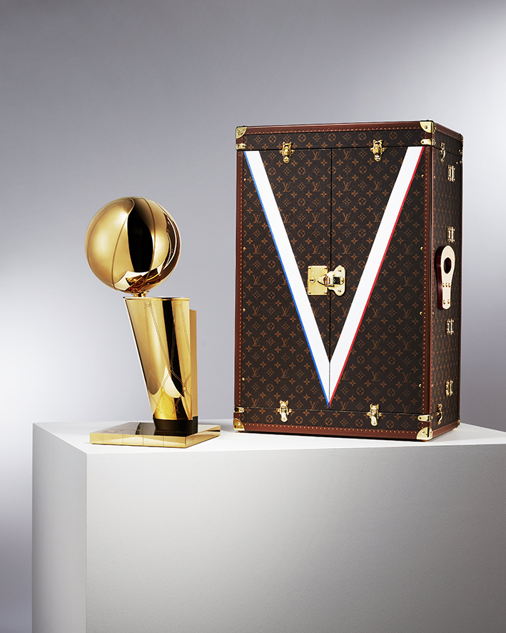 Louis Vuitton cofanetto nba