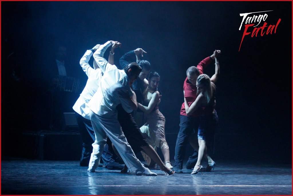 tango, teatro manzoni