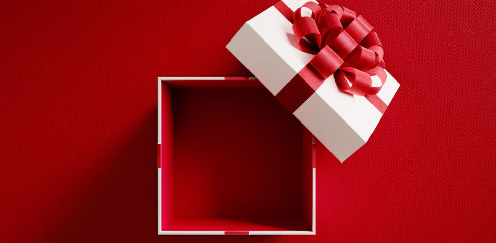 san valentino regali per lui - box regalo