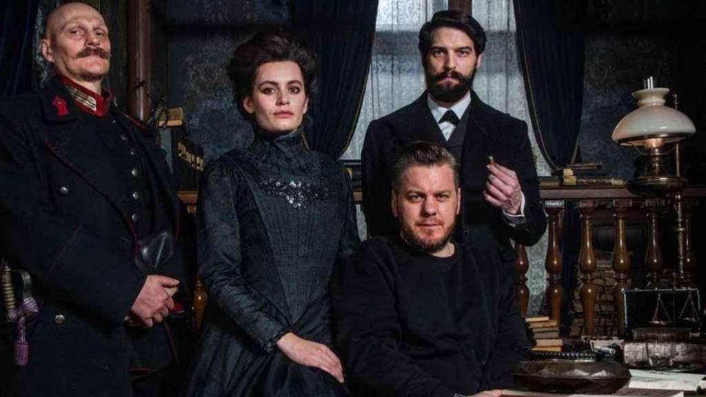 Cast della Serie televisiva Netflix Freud