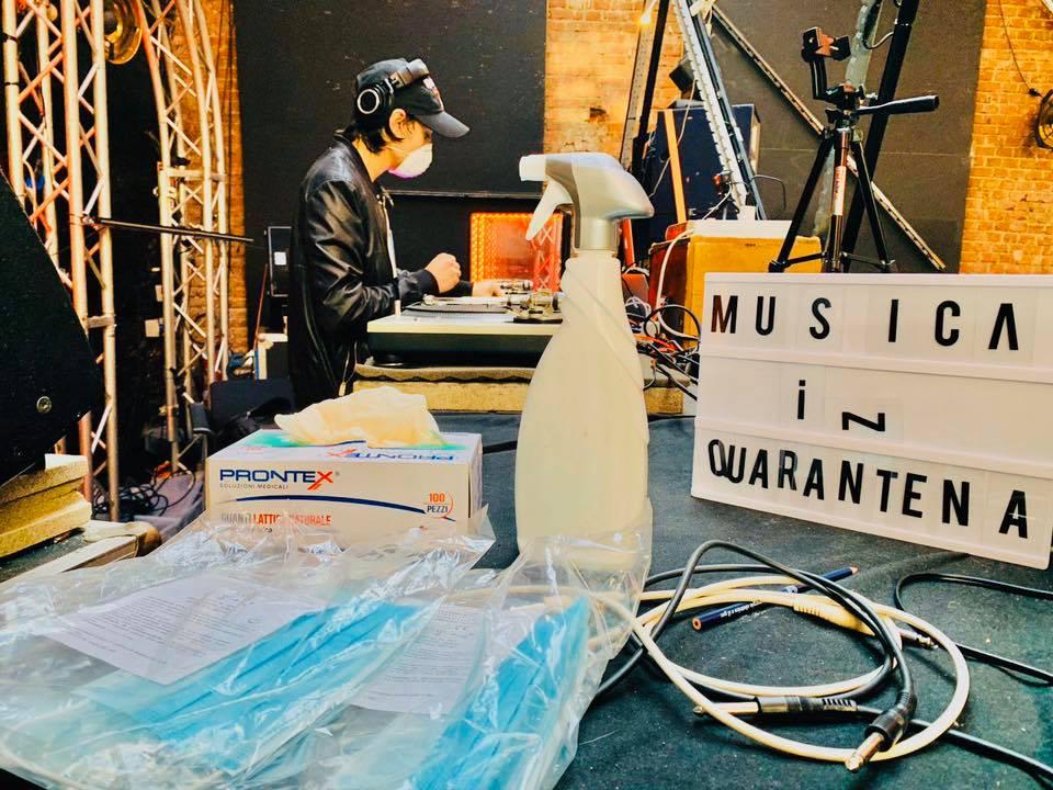 #musicainquarantena