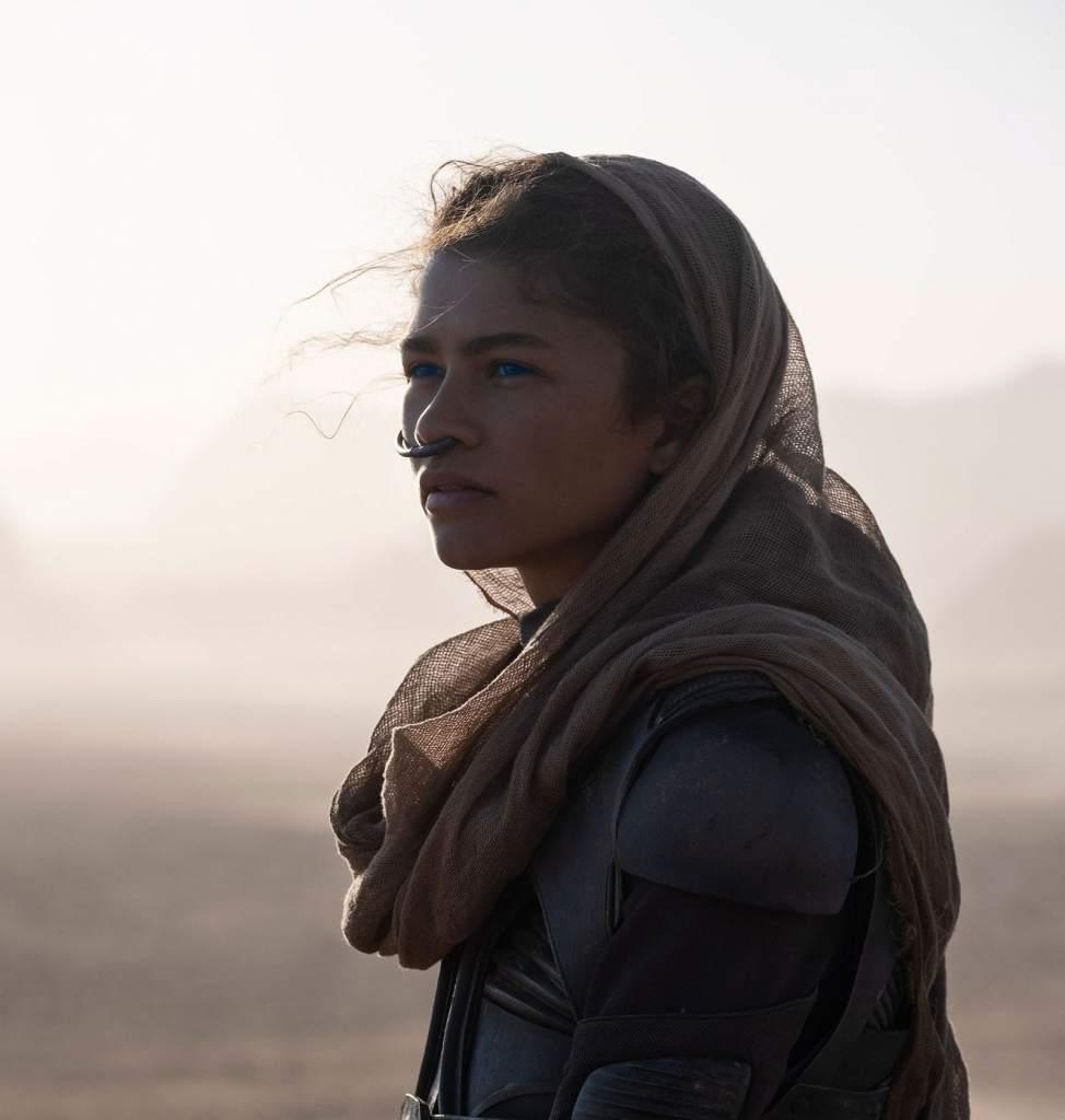 Zendaya film dune