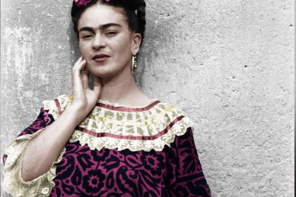 Faces of Frida mosrtra online