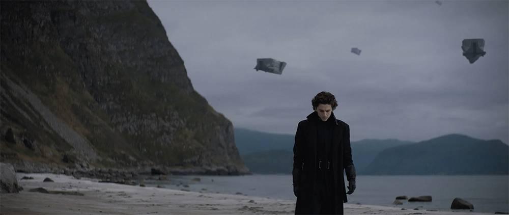 una scena del film Dune