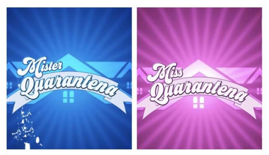 Miss e Mister Quarantena
