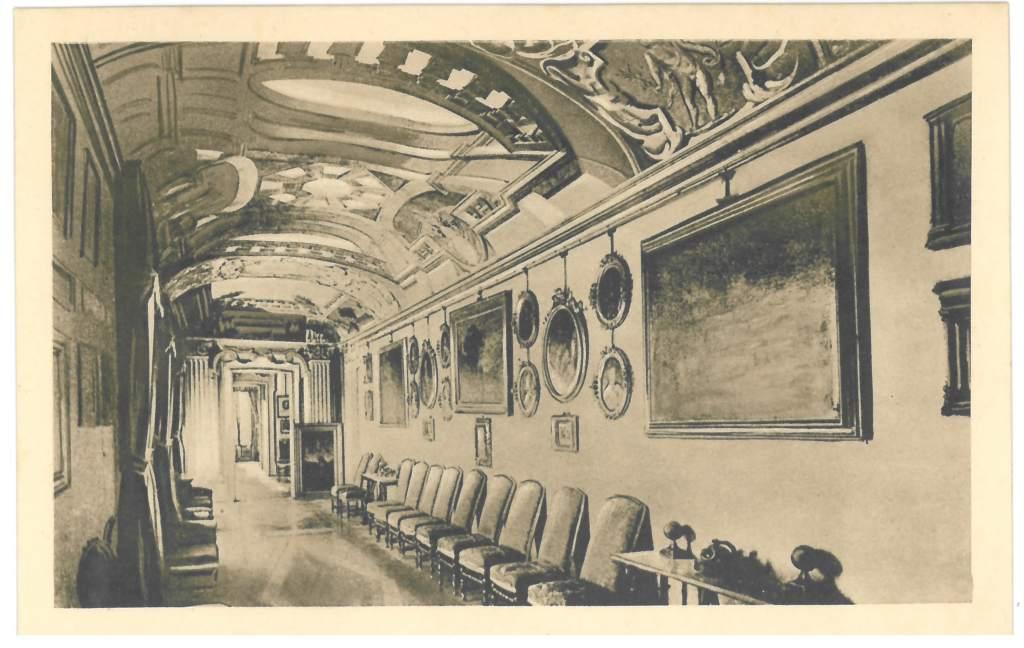 Galleria_Castellazzo di Bollate,acquarellata