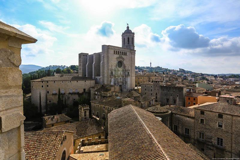 Girona _Il Trono di Spade -JD Andrews_ Patronat de Turisme Costa Brava Girona