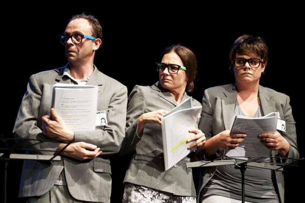 Ribellioni possibili teatro spettacolo
