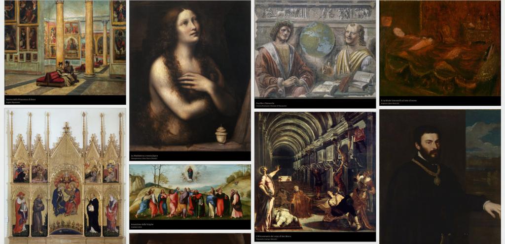 pinacoteca brera alta definizione opere