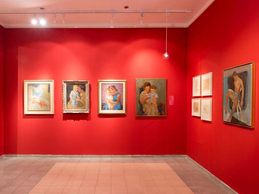 The Nahum Gutman Museum of Art