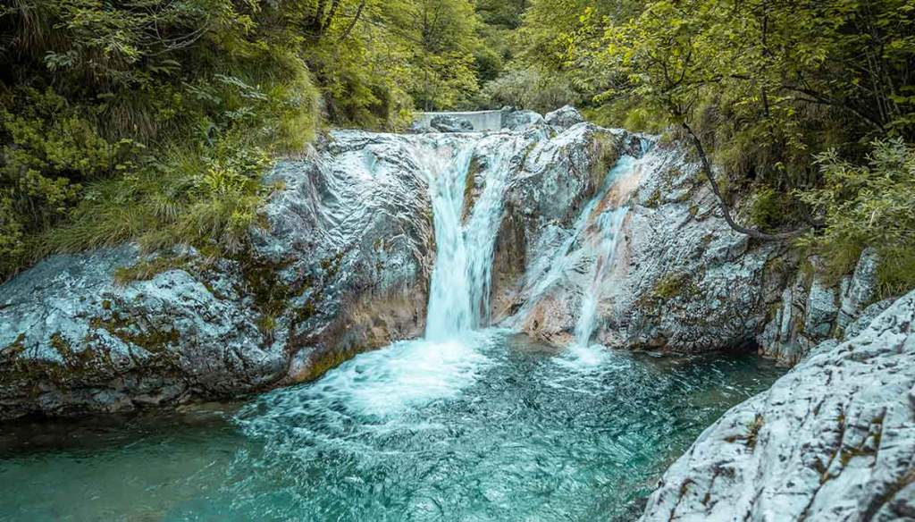 cascate della Val Vertova, ValSeriana