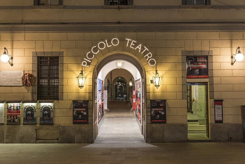 Piccolo Teatro architettoniche
