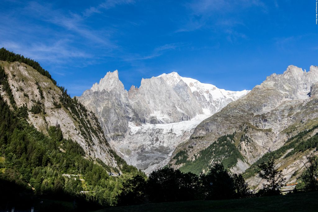 COURMAYEUR MONT BLANC monte bianco
