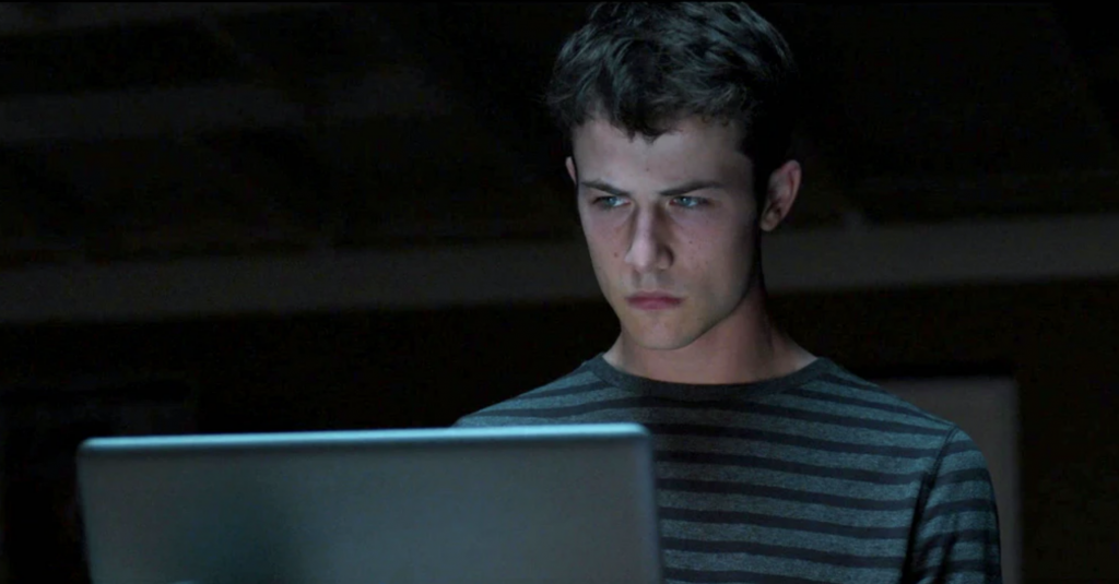 clay jensen scrive email