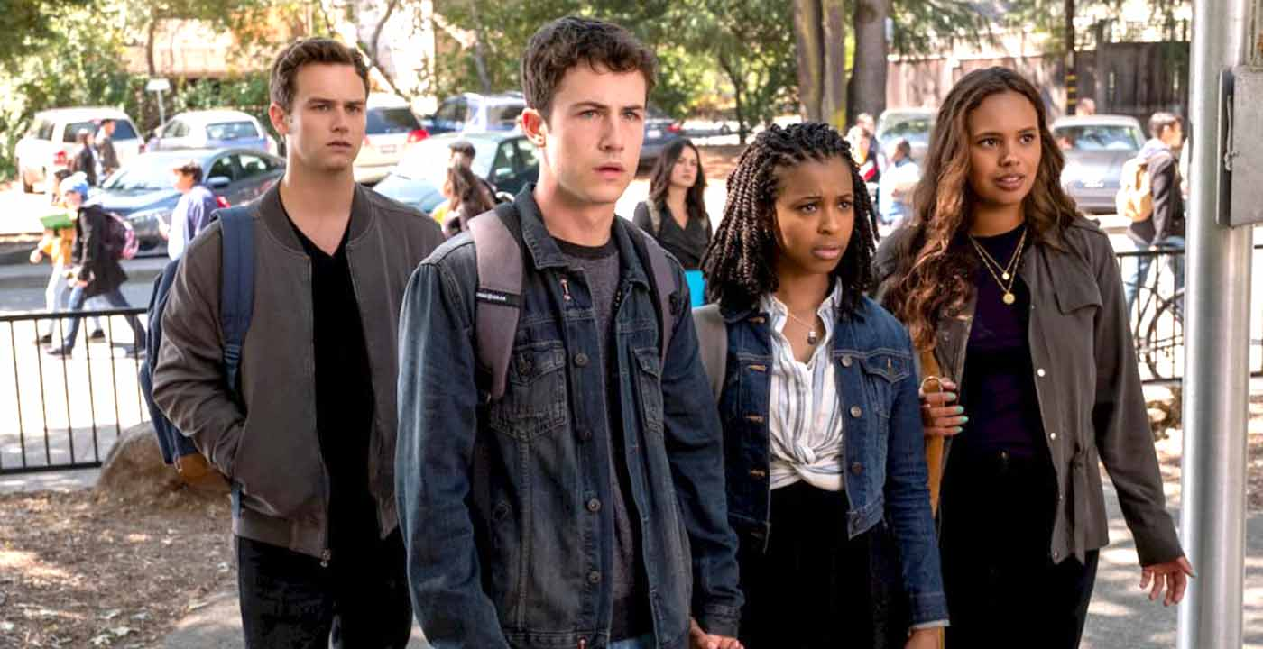 13 Reasons Why il cast