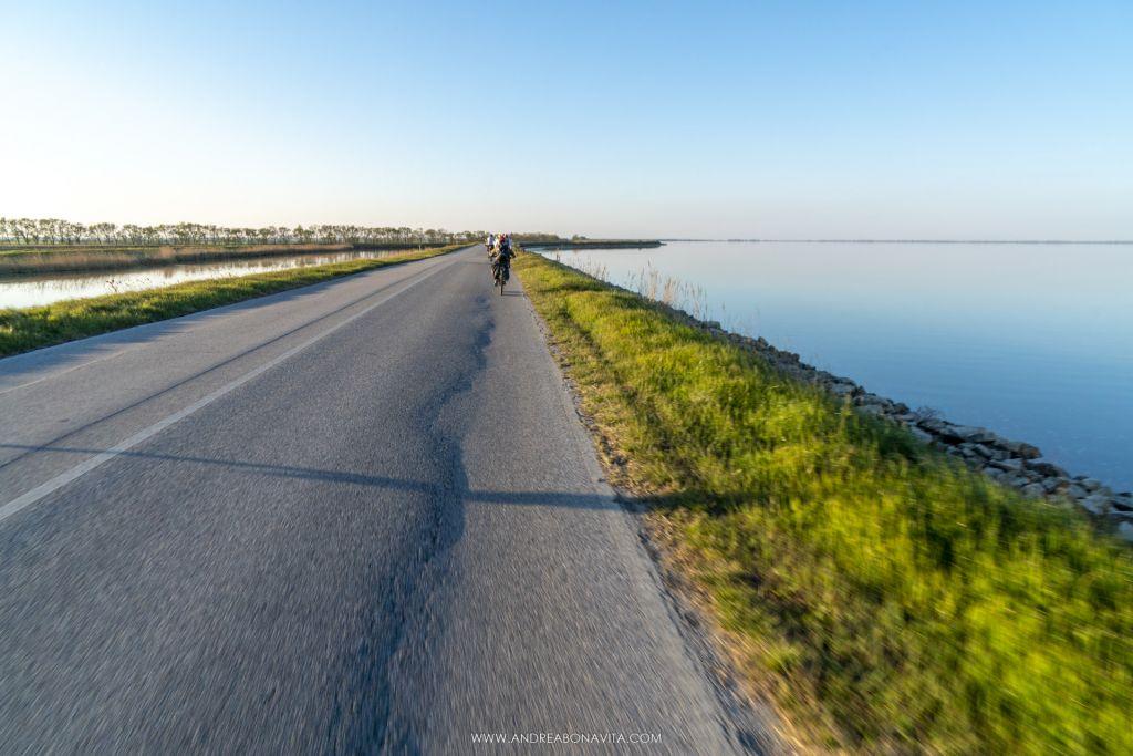 Cervia e dintorni in bicicletta